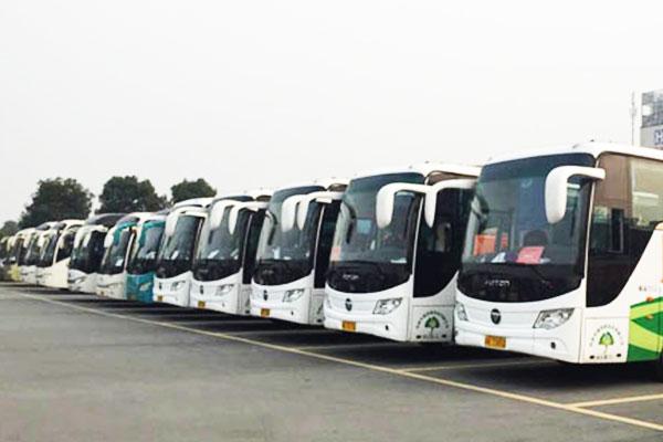 重庆市大巴车租车公司电话多少钱