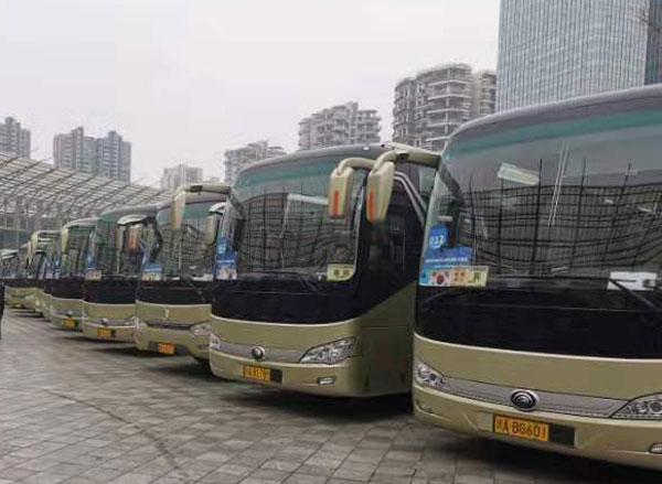 重庆旅游大巴租车公司
