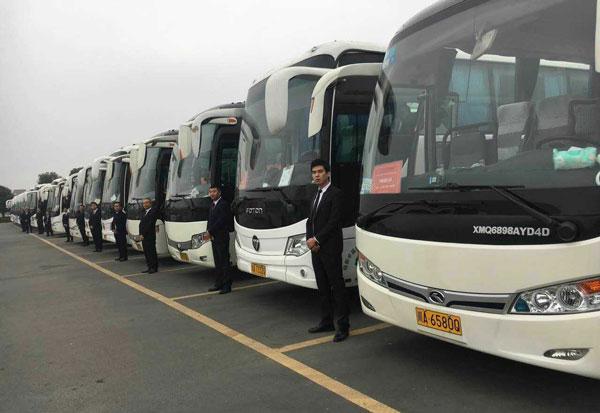 重庆企业租车团建选什么车比较好?