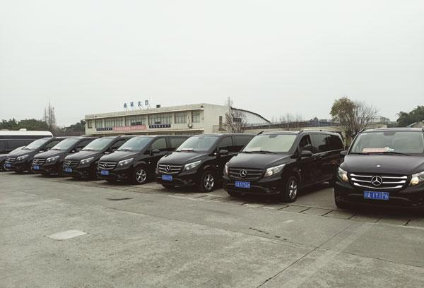 重庆市区会议用车包车价格