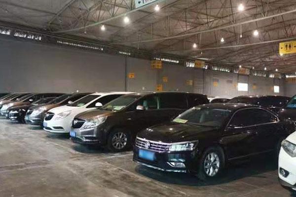 重庆包年租车价格明细表