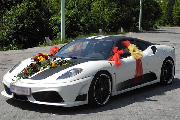 重庆婚庆车队租车有哪些车型?