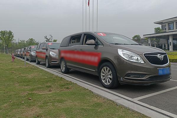 重庆会议租车都有那些车型
