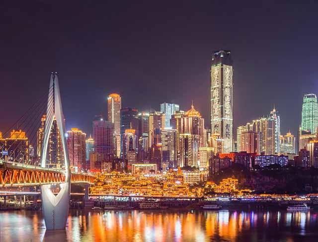 重庆自由行4天最佳路线(景点+门票+游玩攻略)