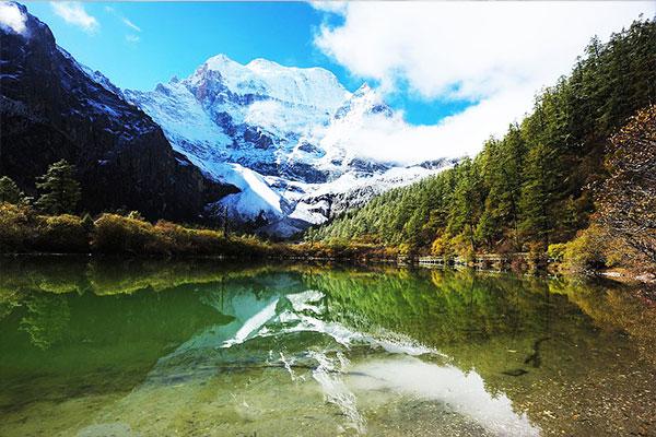 重庆去西藏旅游