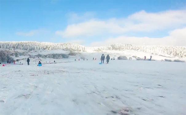 冬天武隆仙女山好玩吗,12月去仙女山旅游攻略