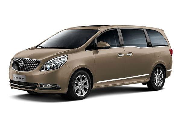 重庆租面包车7座别克GL8豪华款价格费用多少钱