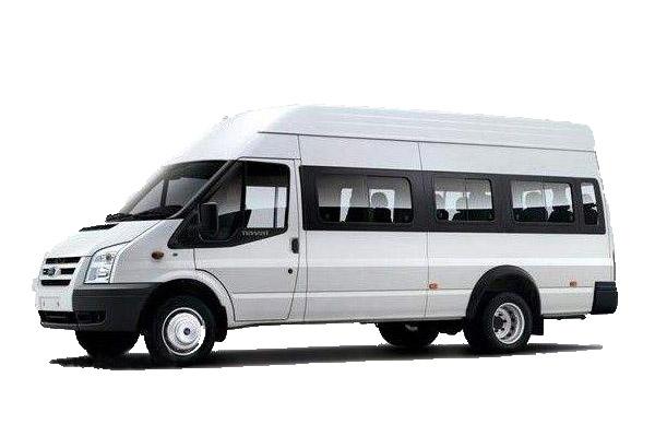 重庆租中巴车全顺15座价格费用多少钱